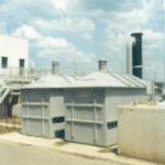 Unité de biofiltration