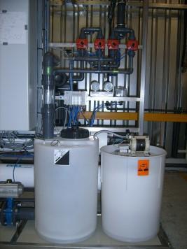 Oil emulsion separation