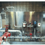 Slib/water warmtewisselaars