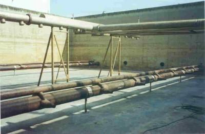 Aération submergée à jet Lutosa