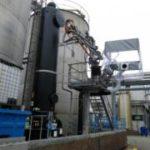 Laveurs de gaz chimiques