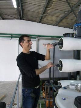 Ultrafiltration techniques