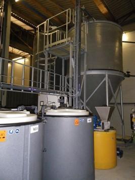 Epuration physico-chimique
