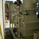 Laveur de gaz pilote